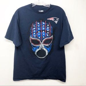 New England Patriots Graphic Tee T-shirt
